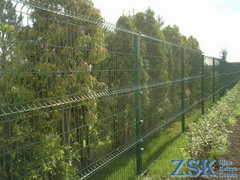 Section fencing 2,4m
