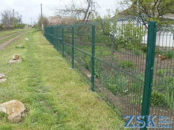 Sectional fences Kiev