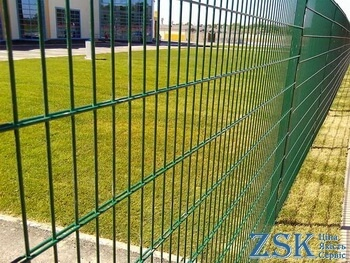 fence from the grid of cues