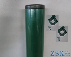 ECO post for mesh fence