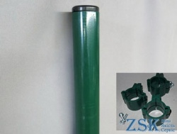 "Posts for sectional fence ""ECO"" with a set of fasteners"