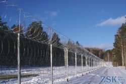 Spiral 600 3 staples Egoza barbed wire Stretching up to 12.5 m, 50 turns, 3.5 mm sbb Egoza price production Ukraine. ZSK warehouse in Kiev