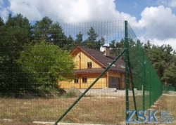 Welded PVC roll 2.0x10m 50x100mm pvc mesh fence made in Ukraine