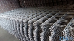 200x200 GOST reinforcing mesh 4mm BP1 mesh is used for masonry: brick, gas blocks, foam blocks, reinforcing concrete, floors and screeds reinforcing mesh 200x200 ✔ masonry mesh