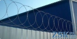 PBB 3.5mm barbed wire Egoza 600mm length - 3 m Fencing wire price production Ukraine. ZSK warehouse in Kiev