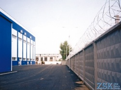 Spiral 500 5 staples Egoza barbed wire Stretching up to 9.5 m, 50 turns, 3.5 mm to buy Egoza barbed wire production Ukraine. ZSK warehouse in Kiev