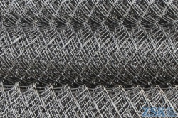 netting for a fence netting price - a roll of netting netting price ➤ 50x50x1.6mm ➤ High quality, made of galvanized wire with a mesh of 35x35 and 50x50mm. Custom order 50x50x3. ➤ chain-link fence made in Ukraine, warehouse Kiev ZSK