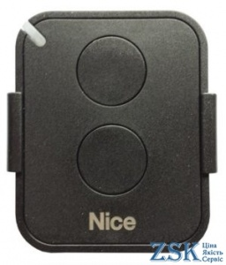 remote control two-channel with rolling code Nice Flo2RE