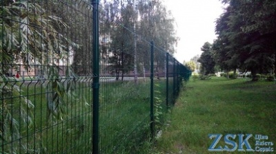 Sectional fence IVF