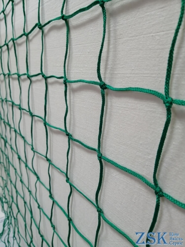 barrier and sports nets